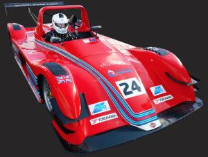 MCR racing car fibreglass and carbon fibre bodywork and moulds
