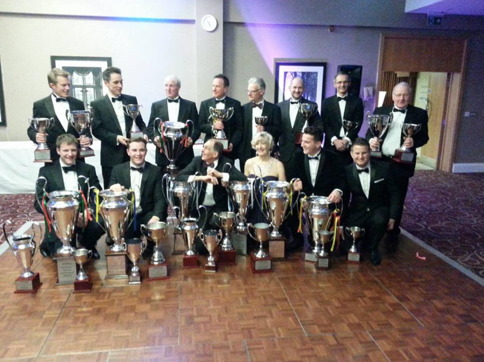 2016 Dinner Dance awards Sports 2000 Championship