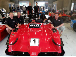 race car hire arrive and drive