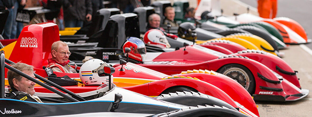 MCR Racing car teams and race cars