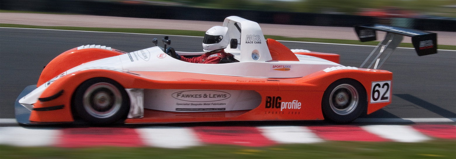 race cars for sale MCR race cars uk