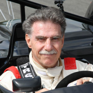 2014 Andreas Kramer MCR Race Cars driver Donington Park