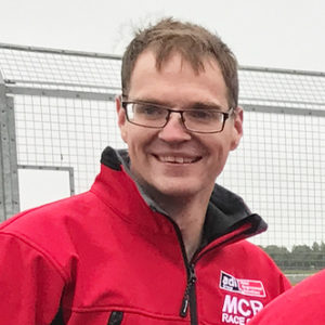 Anthony Evans MCR Race Cars