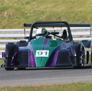 Joshua Law MCR Race Cars Sports 2000 Championship