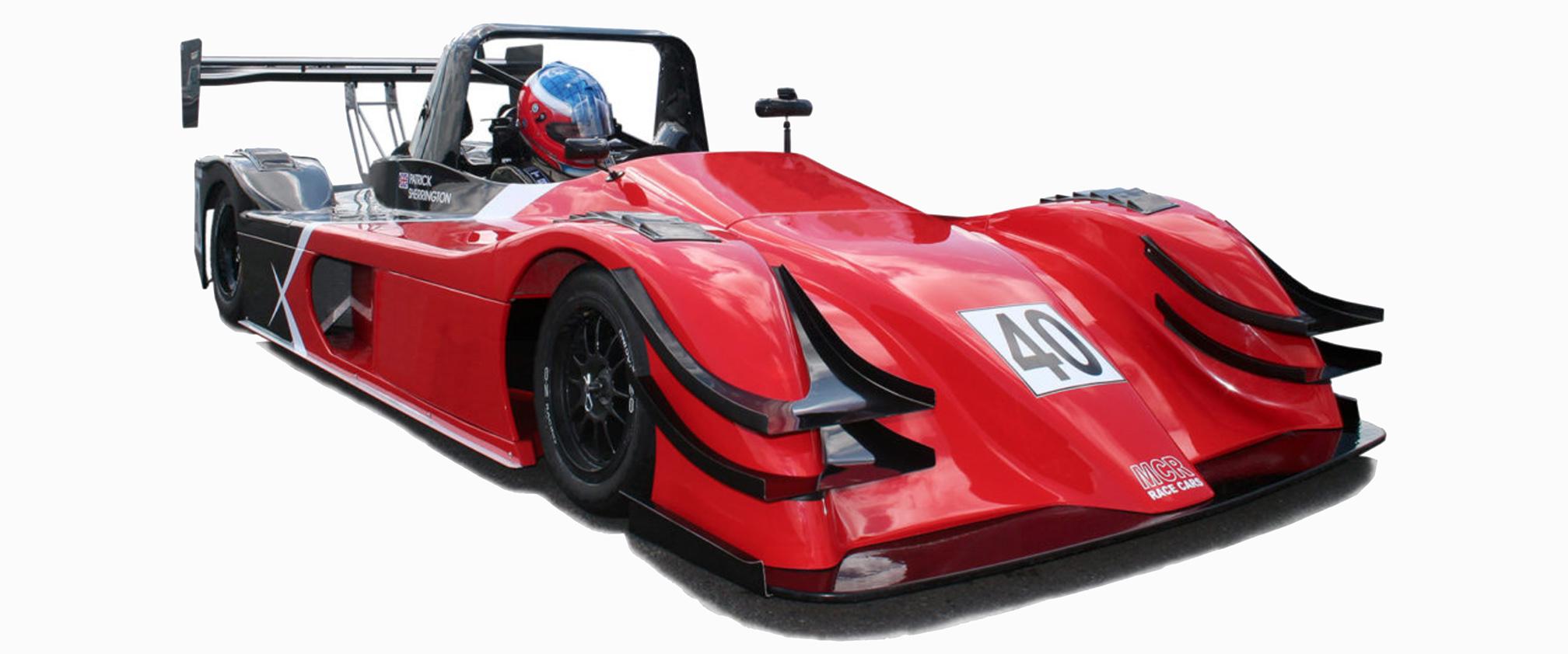 MCR Racing Cars sports prototype