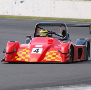 Nick Bates MCR Race Cars Sports 2000 Championship