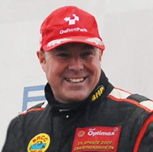 Nick Bates MCR Racing Cars