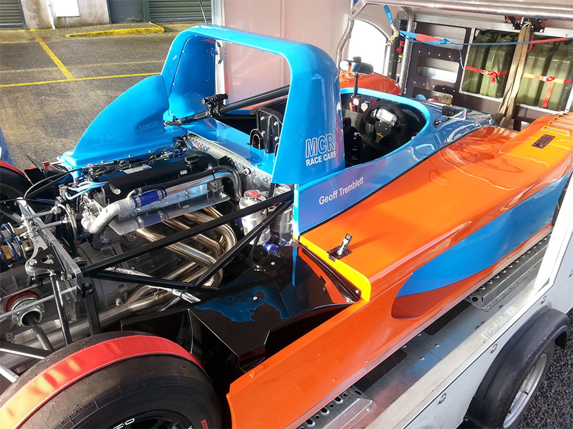 MCR S2 Race Car