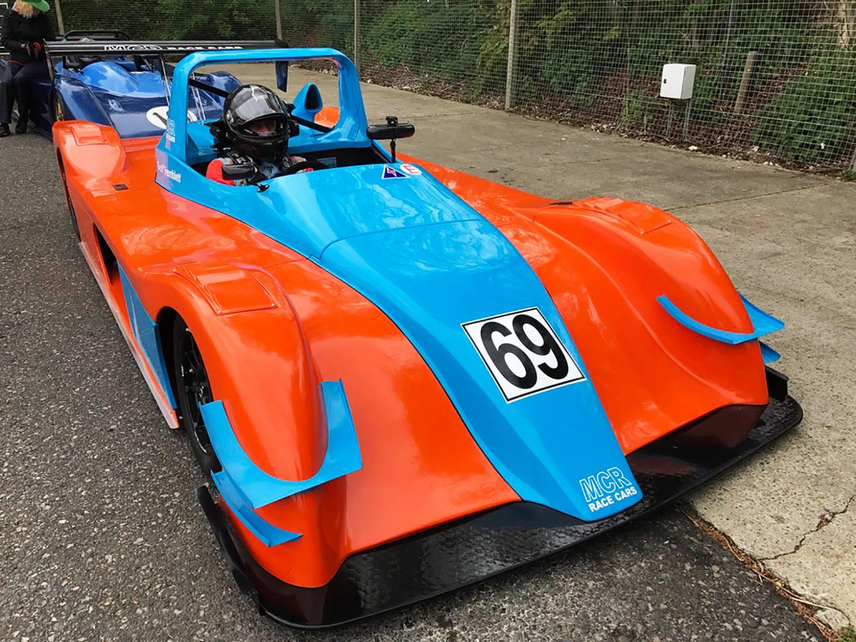 MCR S2 Racing Car