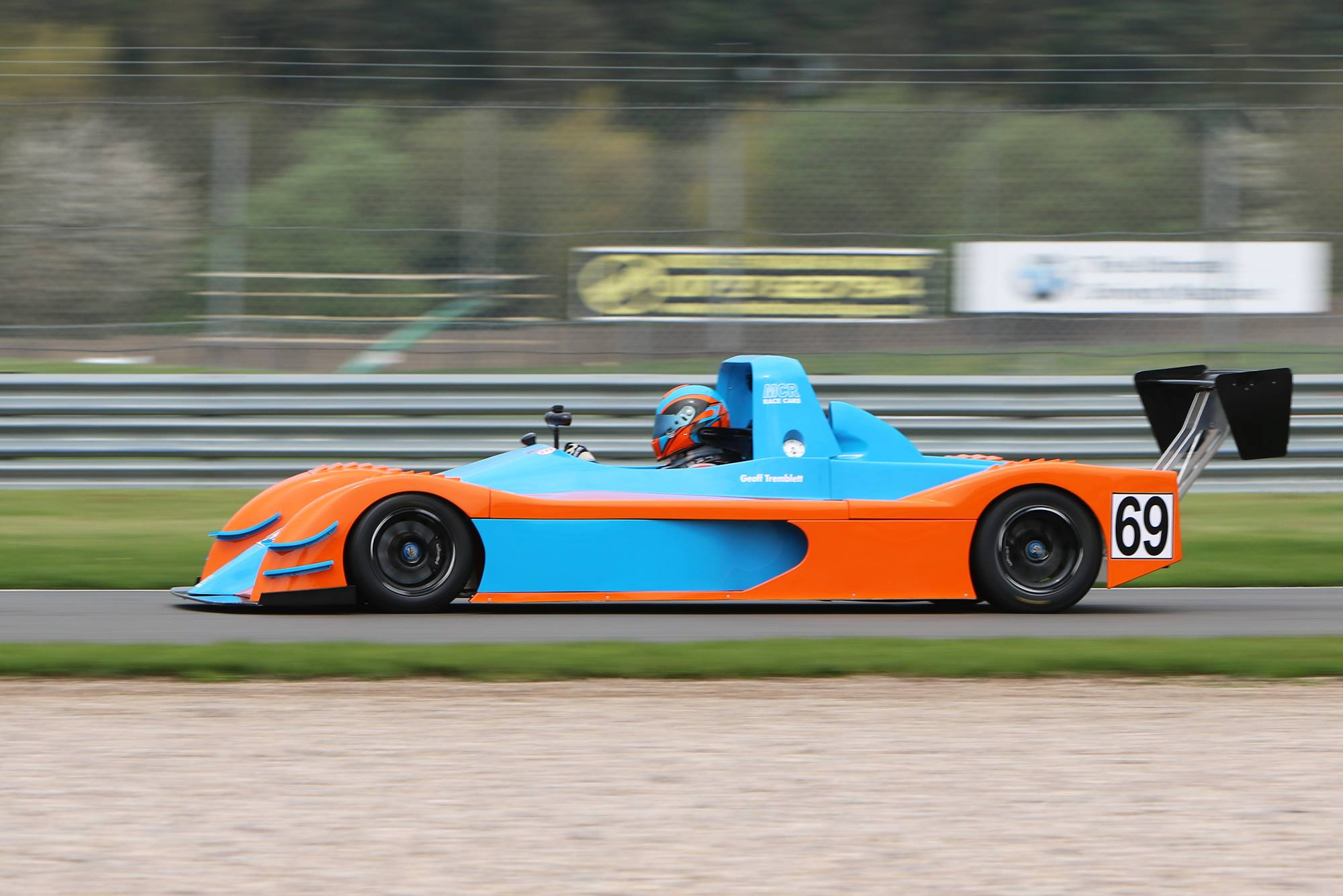 MCR S2 Racing Cars