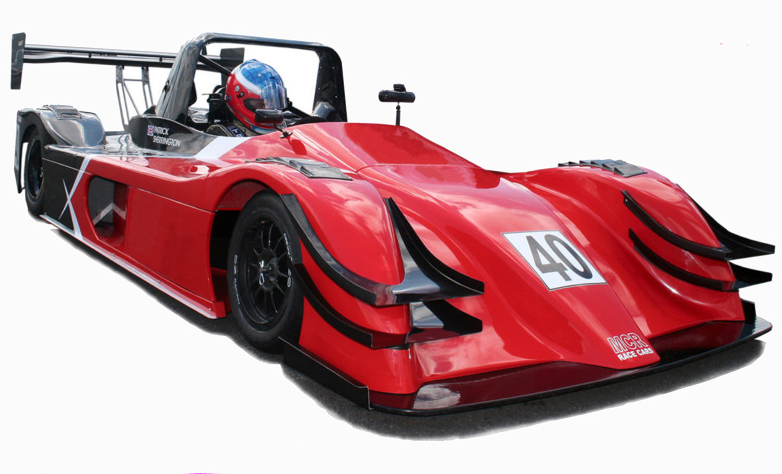 MCR Race Cars sports prototype