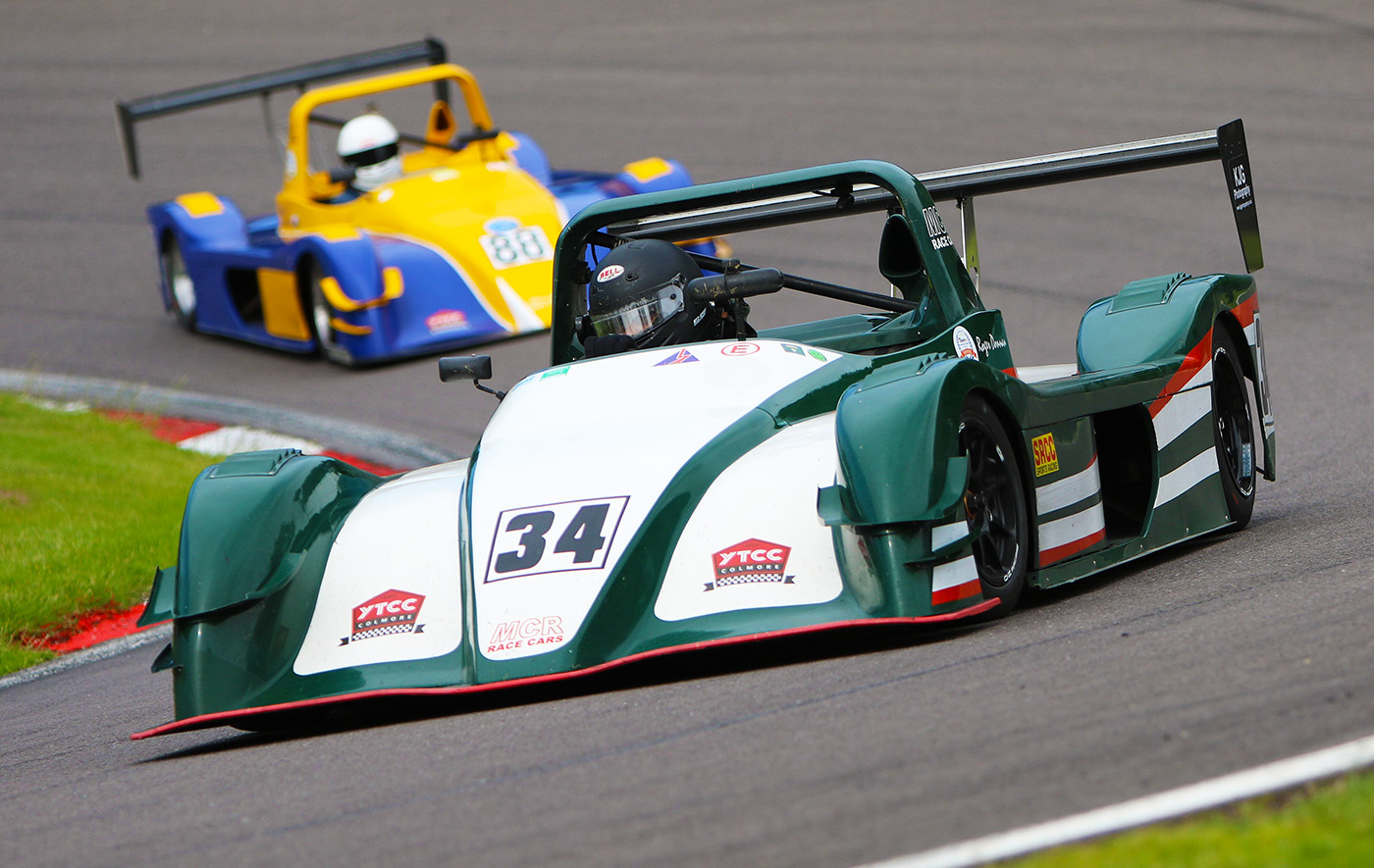 MCR S2 racing car Sports 2000 Championship Sports prototype