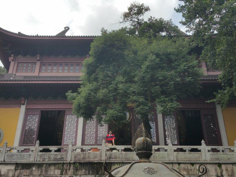 HANGZHOU LINGYIN BUDDHIST TEMPLE