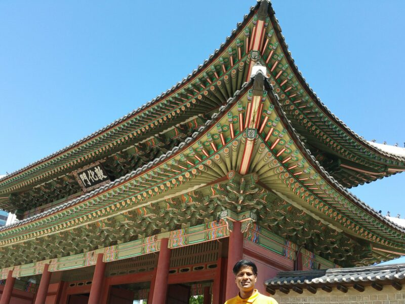 SOUTH KOREA, THE DE- MILITARIZED ZONE (DMZ) & NORTH KOREA !