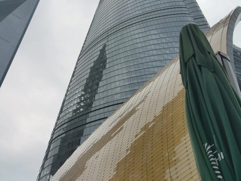 SHANGHAI TOWER > THE WORLDs SECOND TALLEST BUILDING (632m) : SPECTACULAR VIEWS