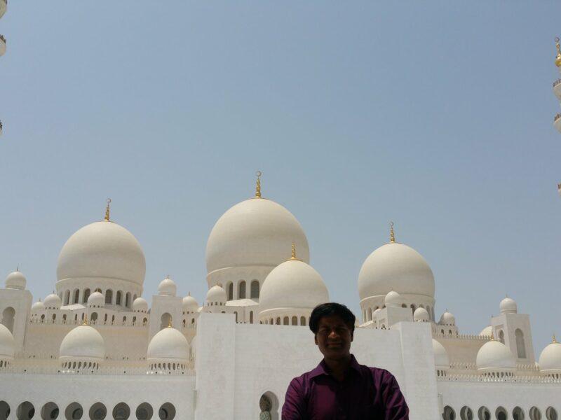 ABU DHABI : SHEIKH ZAYED GRAND MOSQUE > SIMPLY AMAZING & SPECTACULAR 2 !