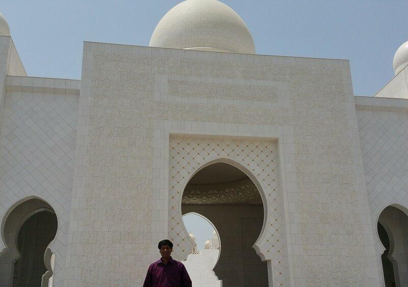 ABU DHABI : SHEIKH ZAYED GRAND MOSQUE > SIMPLY AMAZING & SPECTACULAR 1 !