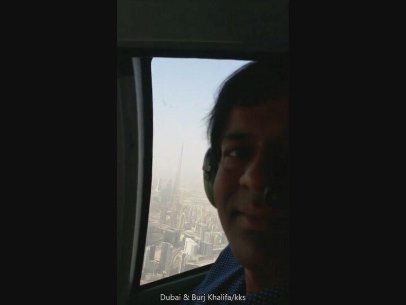 DISCOVER DUBAI & BURJ KHALIFA FROM AIR > TRULY AMAZING