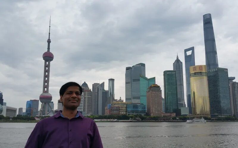 SHANGHAI : MY FAVOURITE CITY & MOST MODERN ICONIC PLACE !