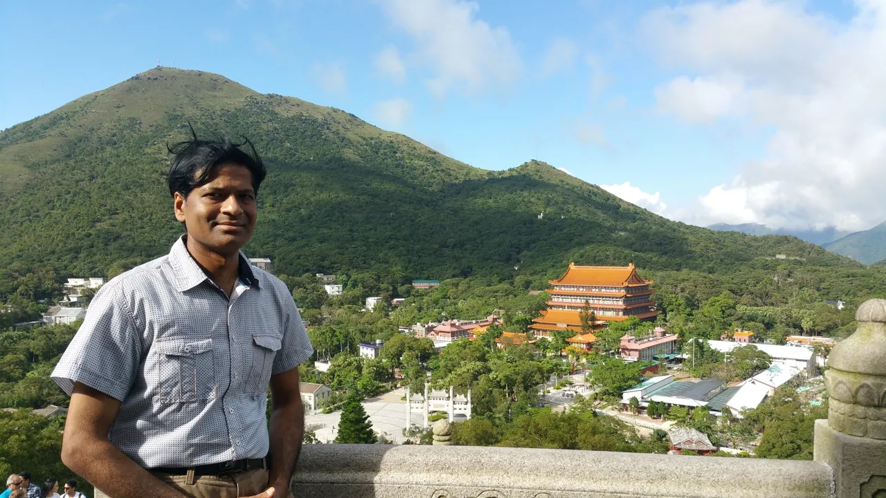 PO LIN MONASTERY & TIAN TAN BUDDHA : THE SECOND LARGEST OPEN AIR BRONZE BUDDHA