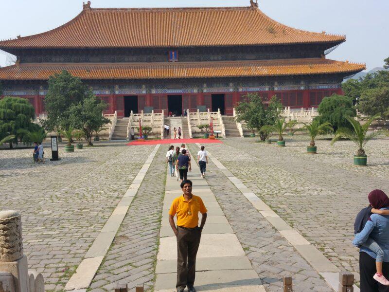 MING TOMBS : UNESCO WORLD HERITAGE SITE