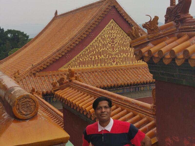 BEIJING YIHEYUAN : UNESCO WORLD HERITAGE SITE