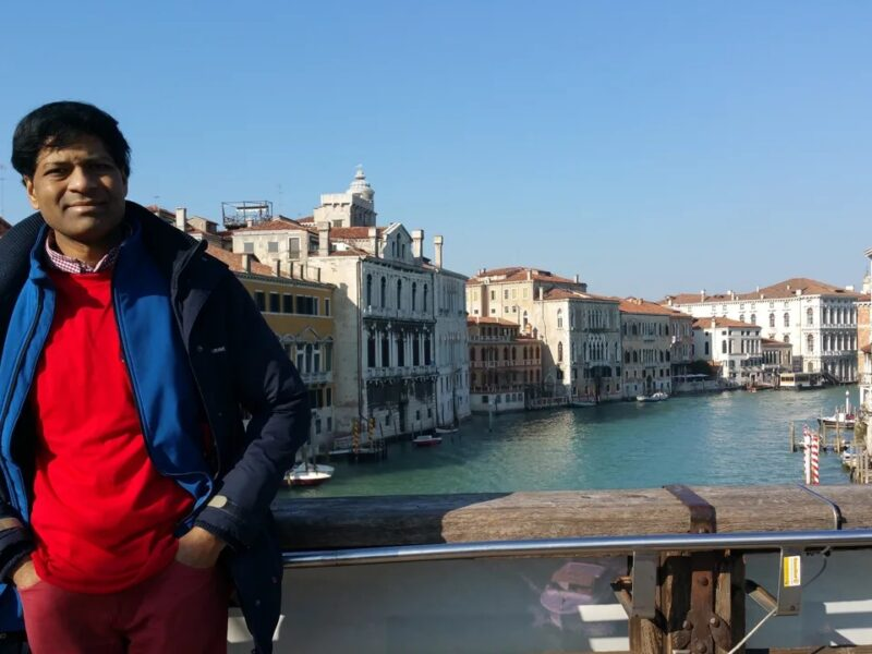 VENICE : MY MOST FAVOURITE PLACE ON EARTH