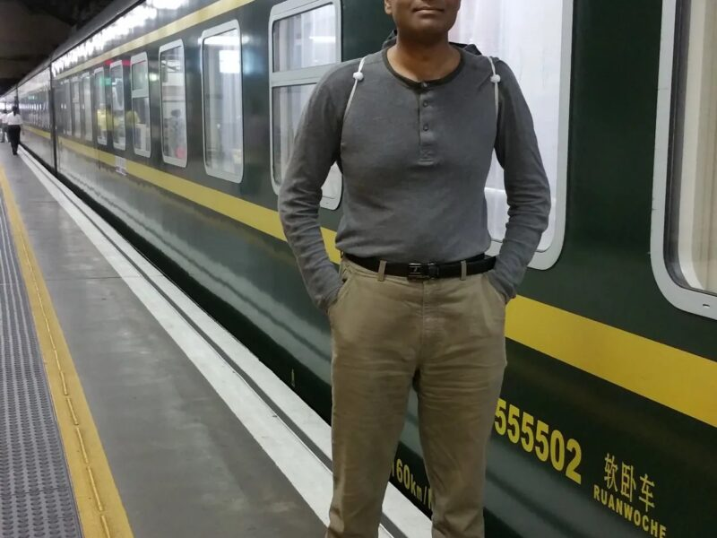 QINGZANG TIELU (THE QINGHAI TIBET RAILWAY) – THE HIGHEST RAILWAY IN THE WORLD