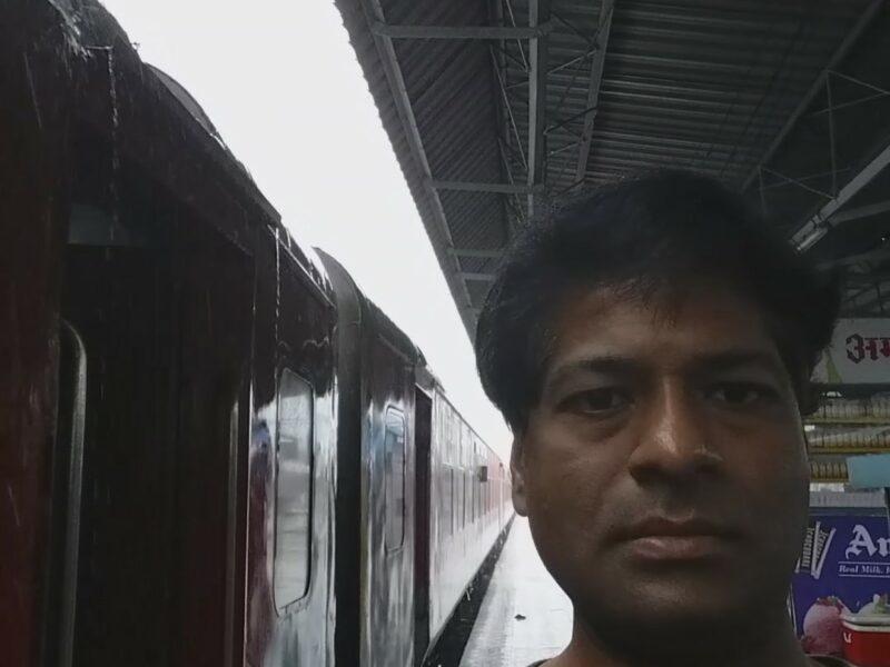 INDIAN RAILWAYS : RAJDHANI EXPRESS