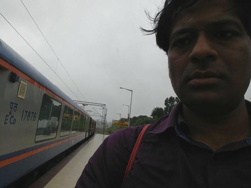 INDIAN RAILWAYS : AMAZING KK LINE