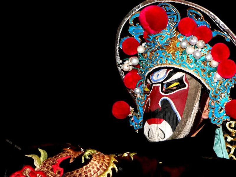 BIAN LIAN – THE FACE CHANGING CHINESE DRAMATIC ART OF SICUAN OPERA