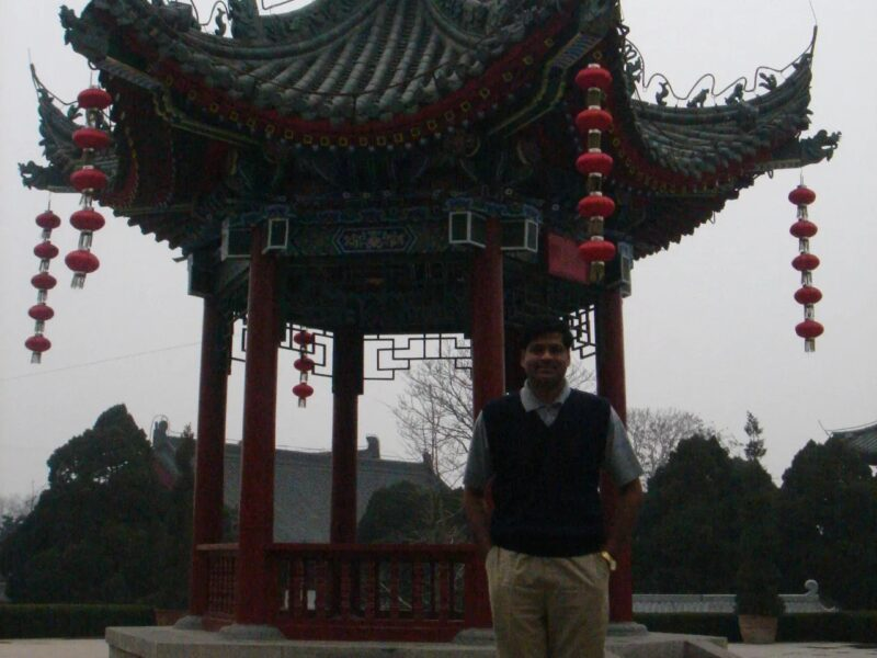 XI`AN – THE STARTING POINT OF THE SILK ROAD