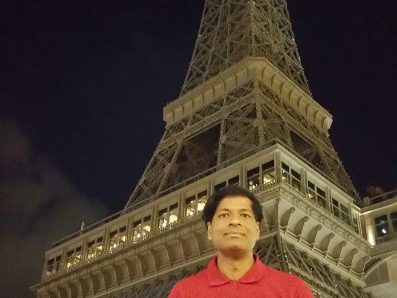 THE PARISIAN MACAO-PARIS & EIFFEL TOWER IN MACAO