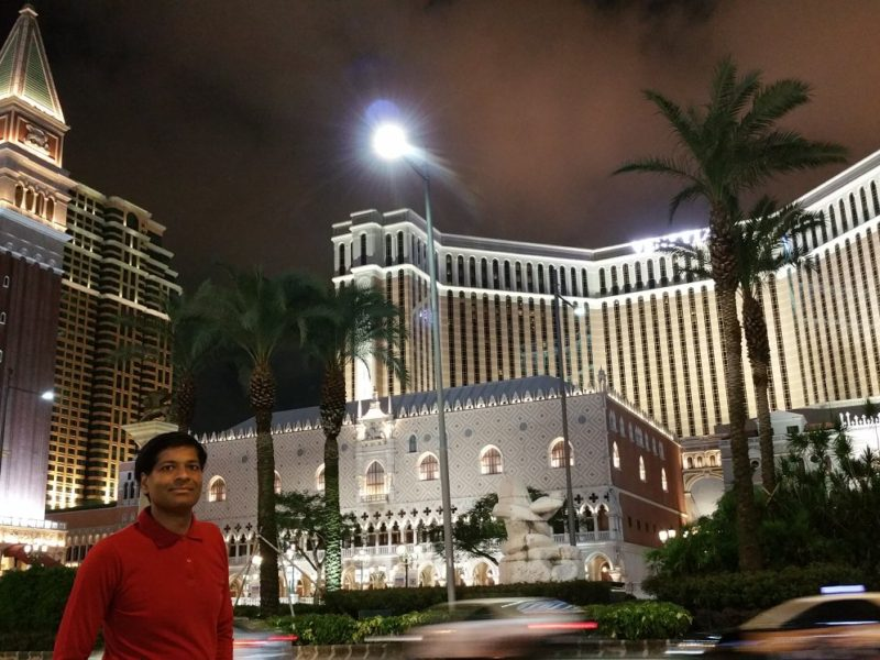 THE VENETIAN MACAO : THE WORLDS LARGEST CASINO