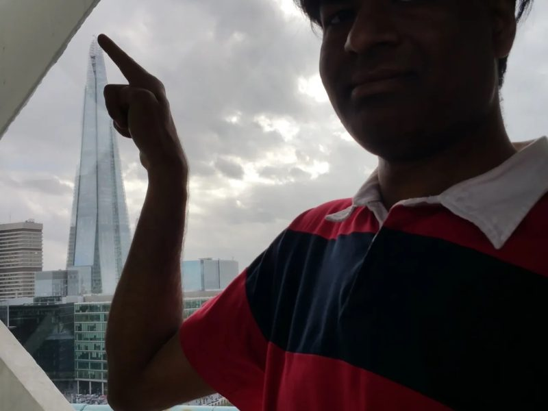THE SHARD LONDON – THE TALLEST BUILDING IN THE UK / EU