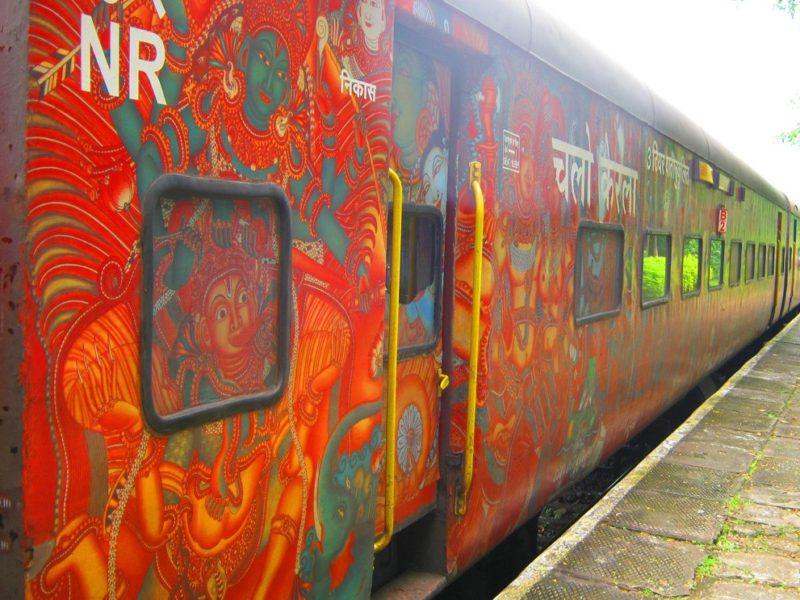 INDIAN RAILWAYS : INDIA´S LIFELINE