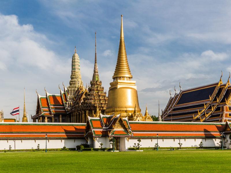 THAILAND : BANGKOK WAT PHRA KAEW – WALKING TOUR 2