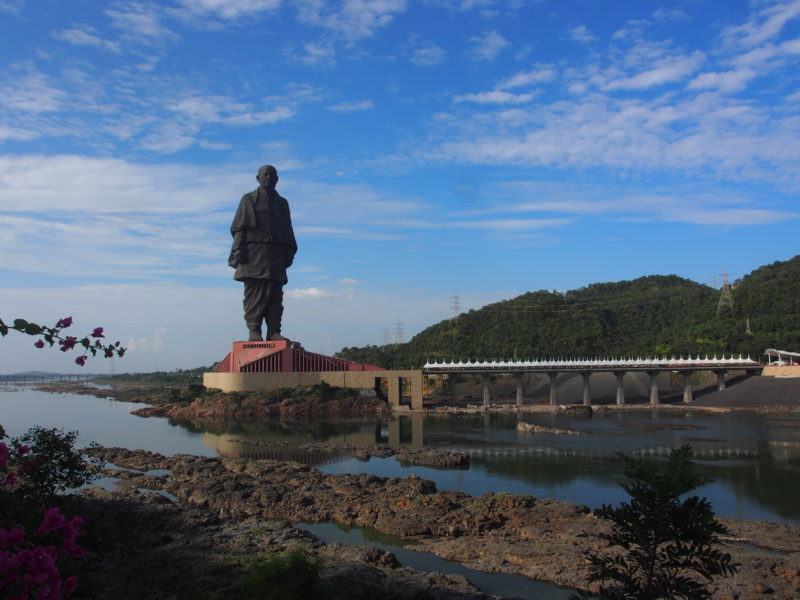 STATUE OF UNITY : THE WORLD´S TALLEST STATUE 1