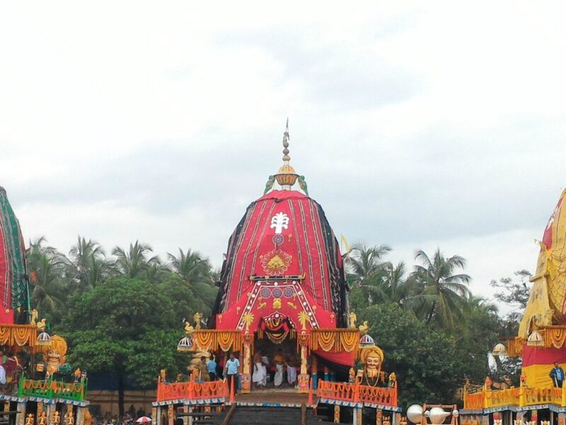RATHA YATRA – THE WORLD´s LARGEST & OLDEST CHARIOT JOURNEY FESTIVAL