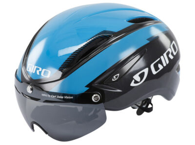 Giro Air Attack Shield Hjelm Blå Medium