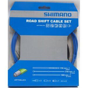 Shimano Optislick Racer Girwiresett