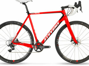 Stevens Super Prestige Force 19 Fire Red