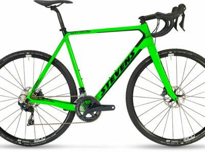 Stevens Super Prestige CX Neon Grønn