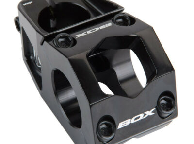 BOX Delta Stem 31,8mm Sort