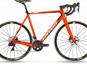 Stevens Super Prestige Disc Di2 CX Fire Orange 18