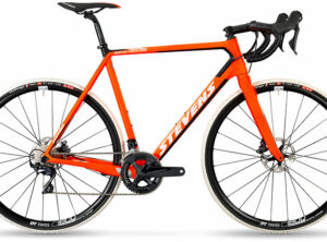 Stevens Super Prestige Disc CX Fire Orange 18