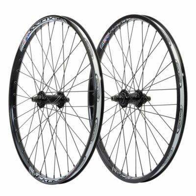 Excess 351 Hjulsett BMX 24×1.75 10mm Sort