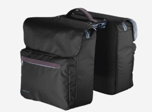Racktime Ture Double Bag carbon black