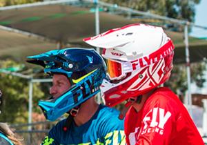 BMX hjelm