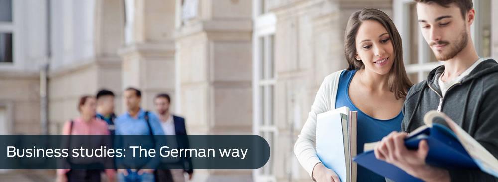 Business studies Germany